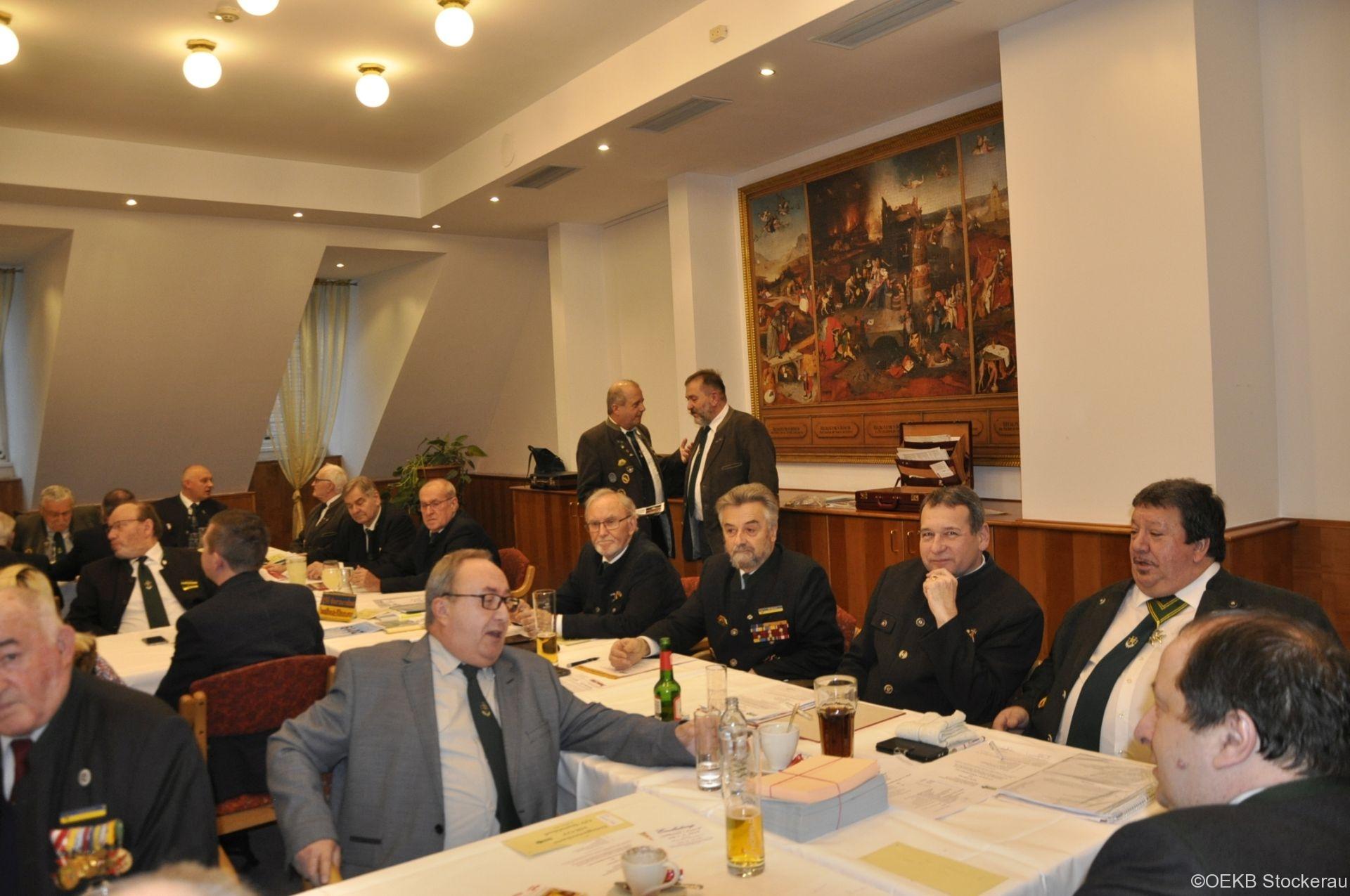 Treffen der GesundheitspartnerInnen - STOCKERAU
